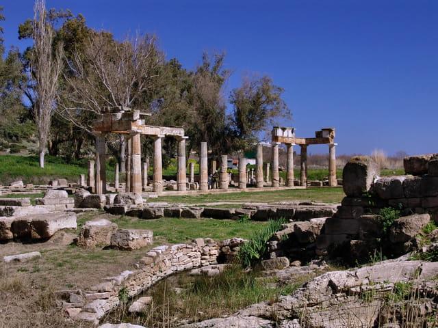 Temple d\'Artemis