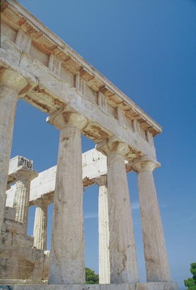 Temple d'athena efi