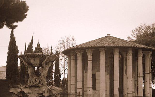 Temple d'Hercule vainqueur