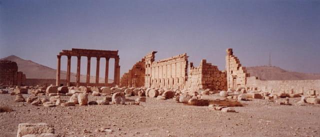 Temple de Bel