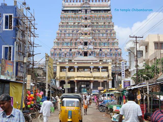 Temple de Chidambaram