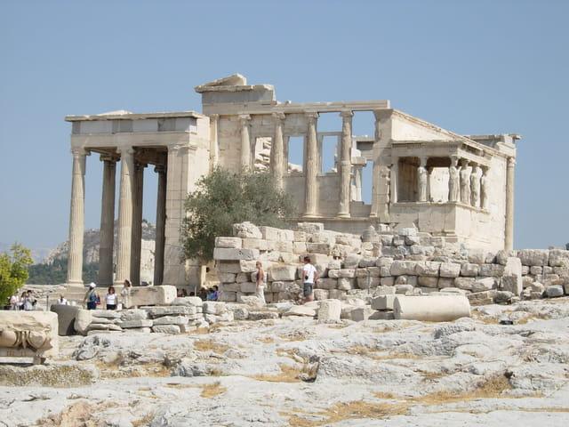 Temple des propylées