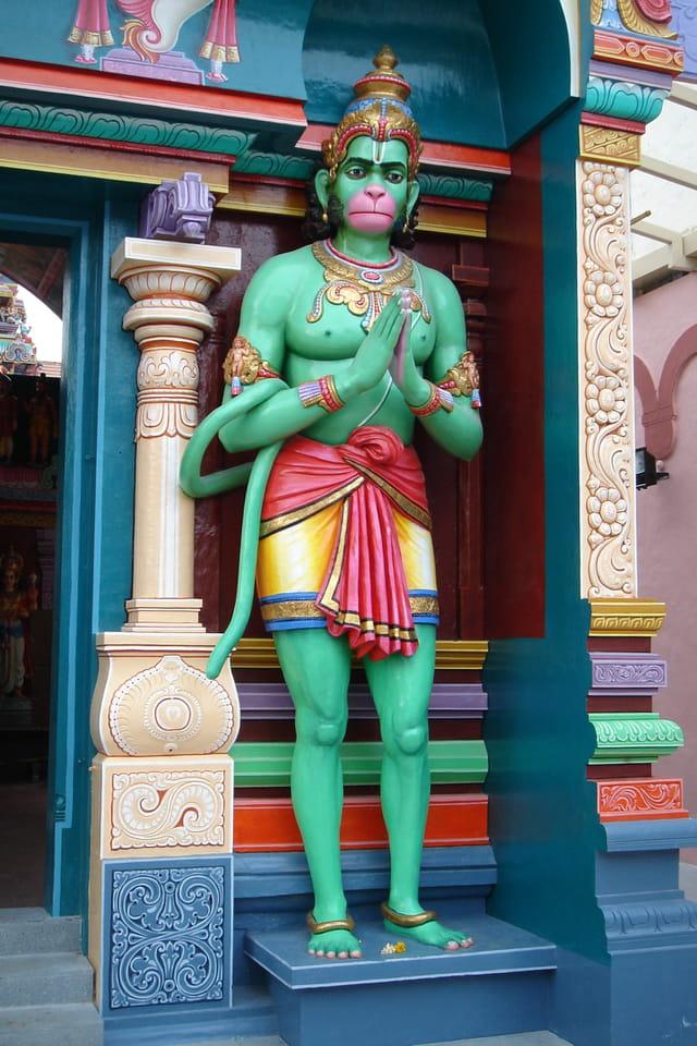 Temple indien