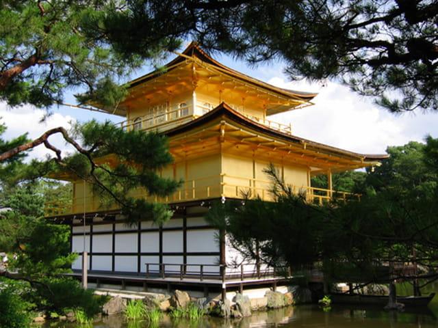 Temple kinkakuji