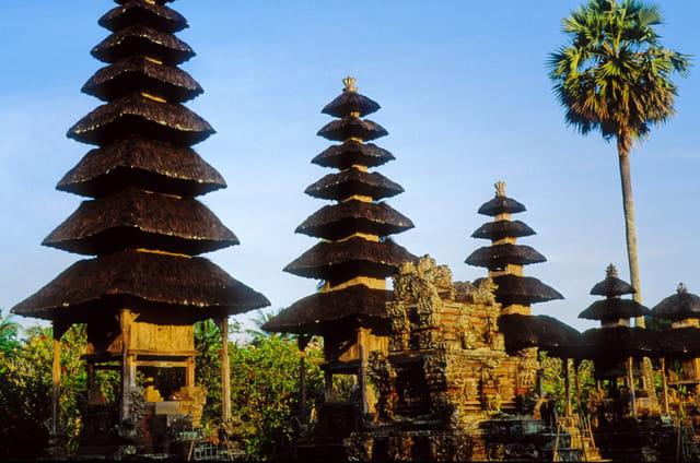 Temple Taman Ayun, Merus.