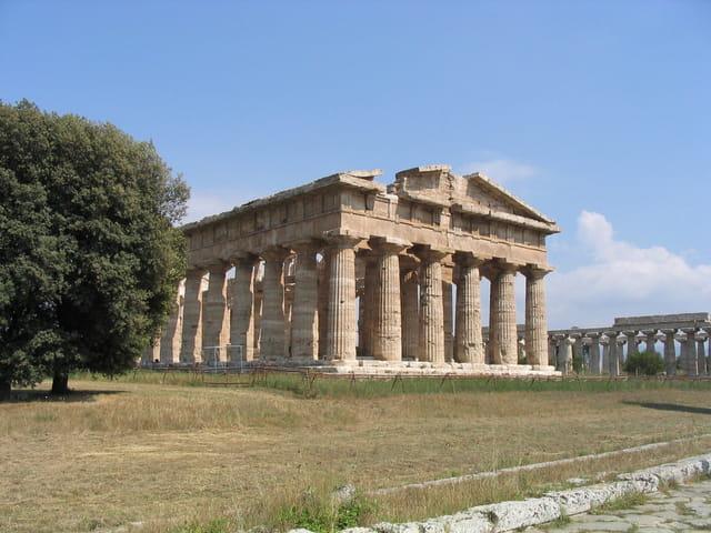 Temples grecs