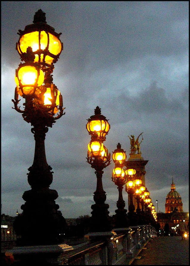 Ténèbres & ors des lumières