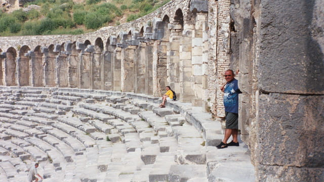 Théatre antique d'Aspendos