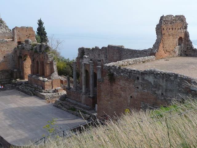 Théâtre antique de Taormina