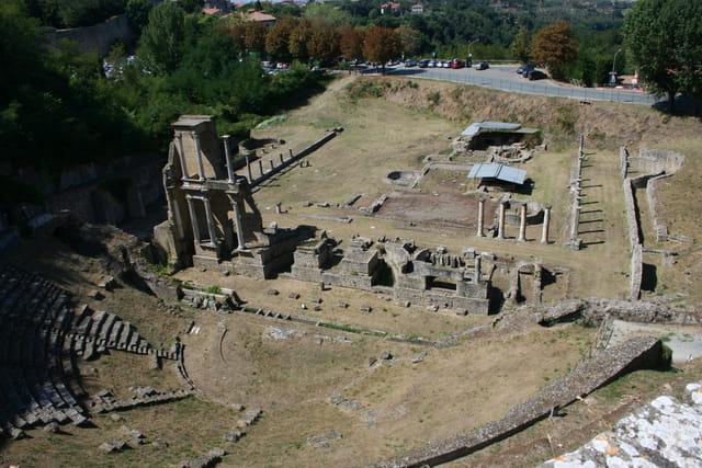 Théatre antique de Volterra