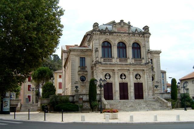 Théâtre d'orange