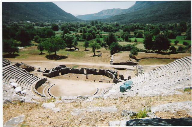 Theatre de Dodone