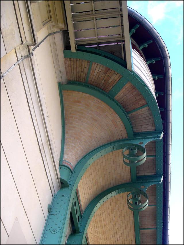 Théâtre de la Ville (façade arrière)