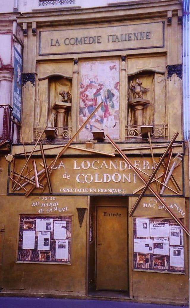 Théâtre la comédie italienne