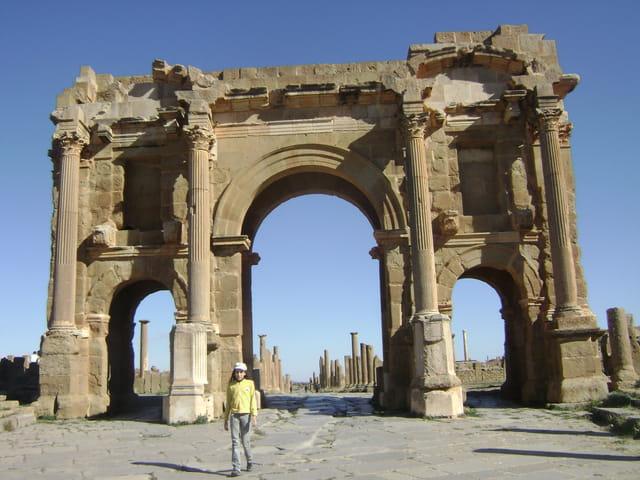 Timgad-batna-algerie