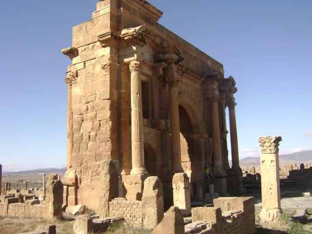 Timgad -batna-algerie