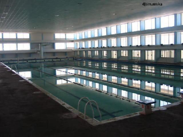 Tizi-ouzou piscine olympique
