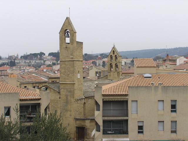 Toits de provence