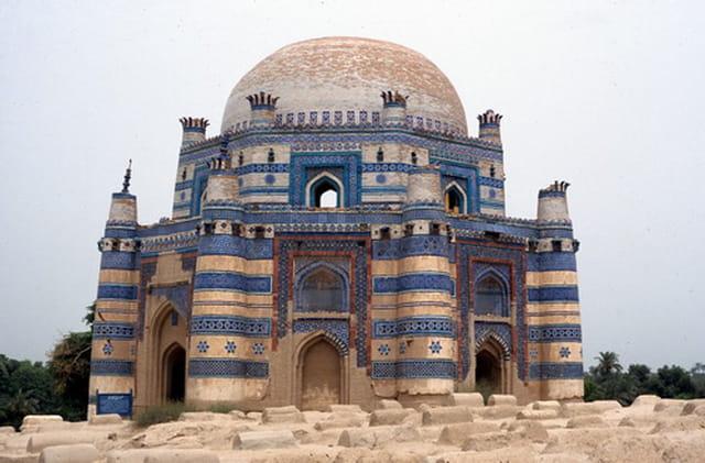 Tombeau de Bibi Jawindi