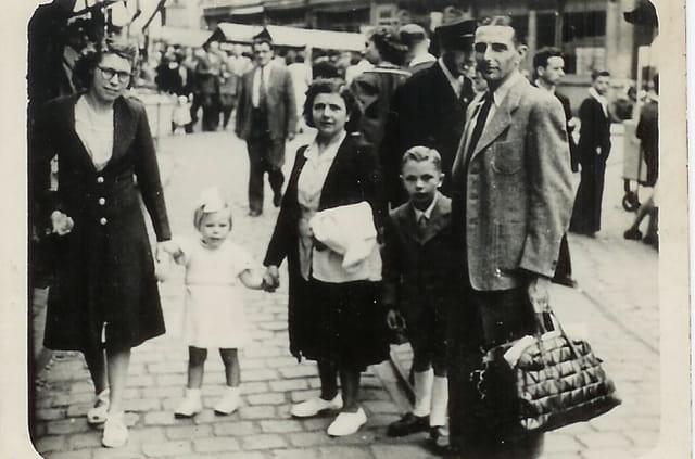 TONTON PAUL en 1948