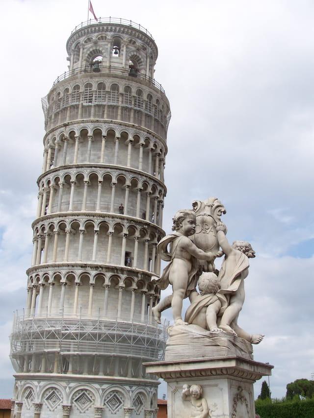 Torre pendante