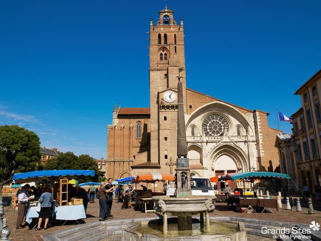 Toulouse - Grand Site de Midi-Pyrenees