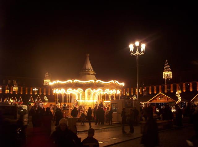 Toulouse parée pour Noël