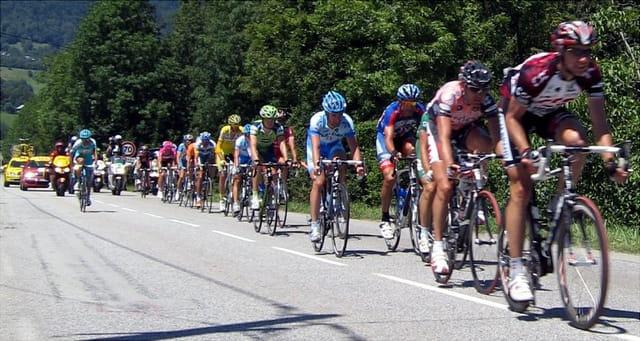 Tour de France - 8ème étape (Le Grand-Bornand - Tignes)