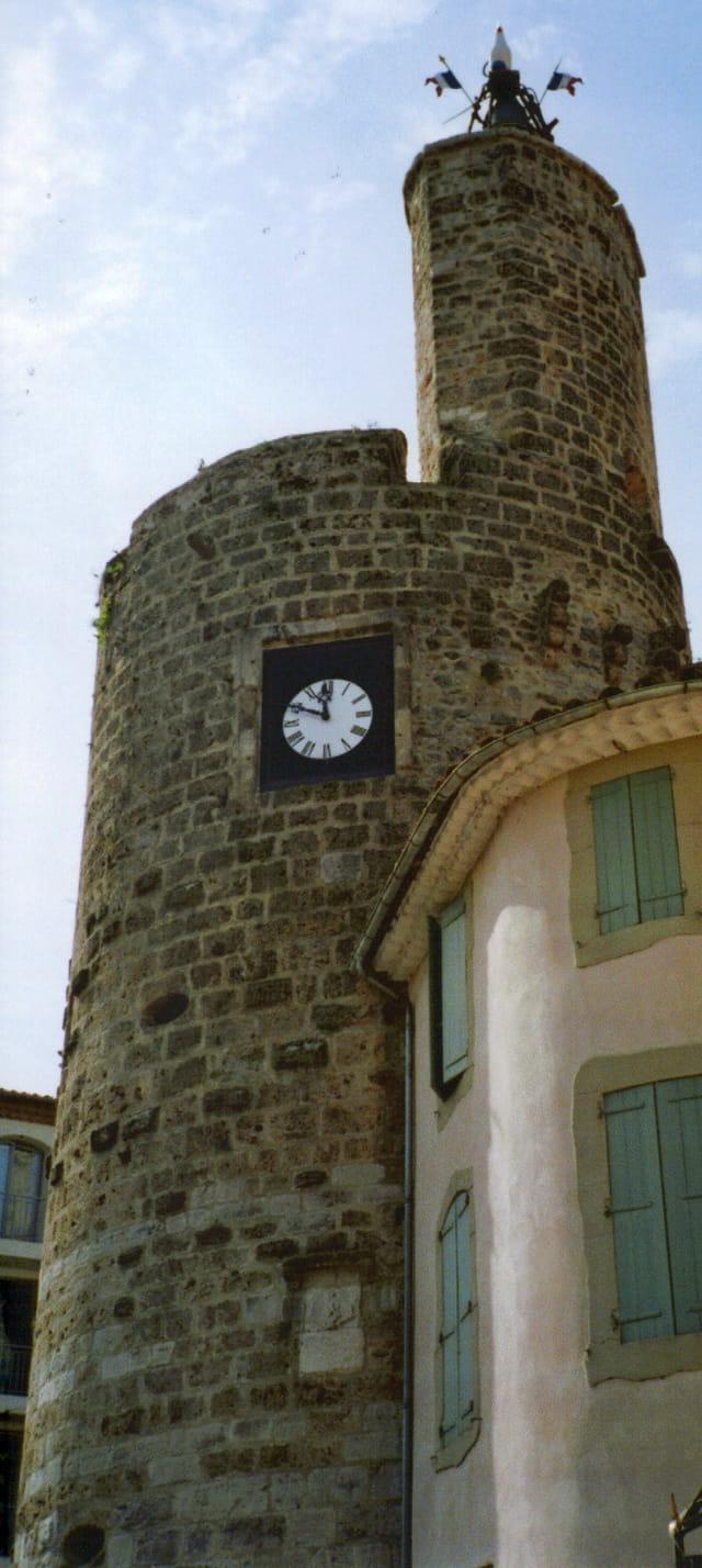 Tour de l ' horloge 2