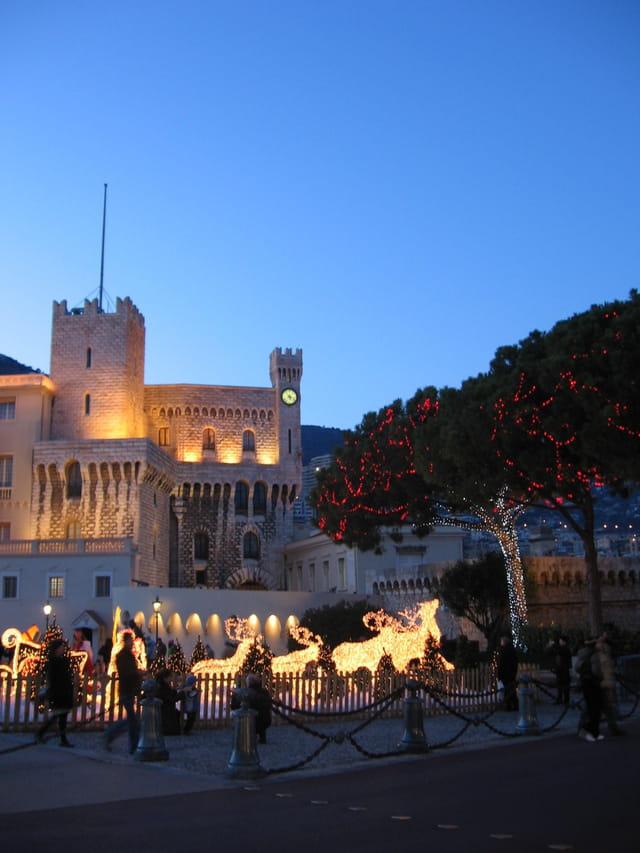 Tour de l'horloge du palais