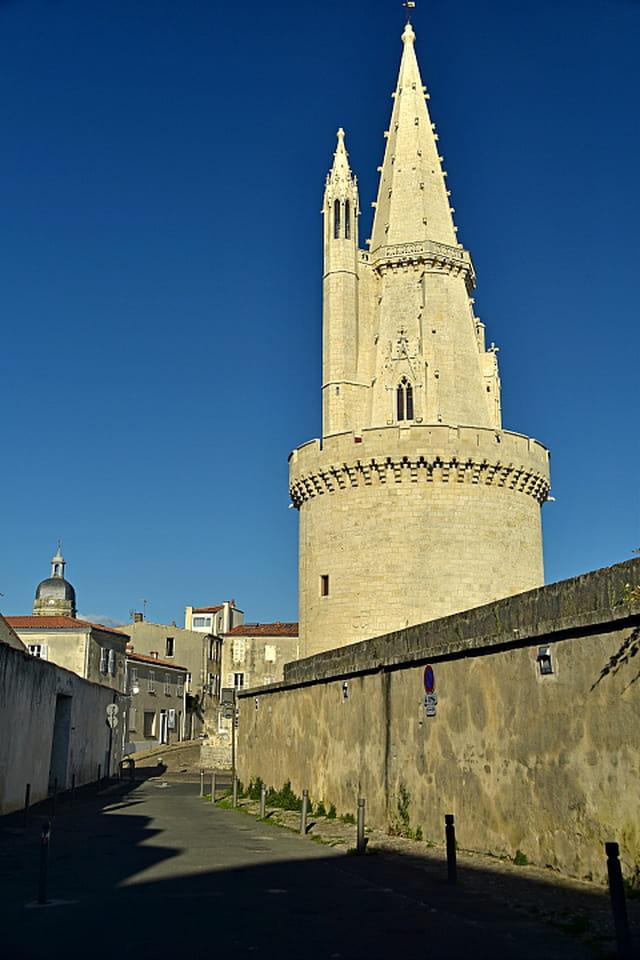 Tour de la Lanterne, La Rochelle