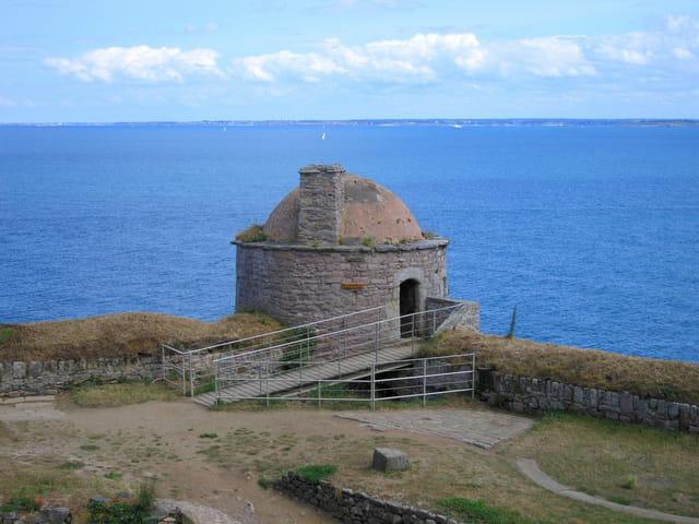 Tour des arbalétriers à Fort-La-Latte