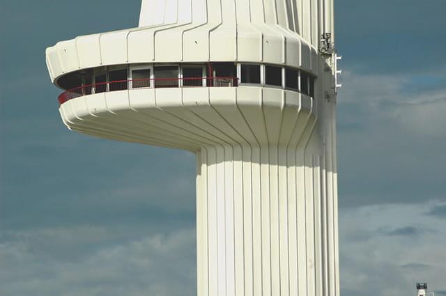 tour observatoire de Honfleur