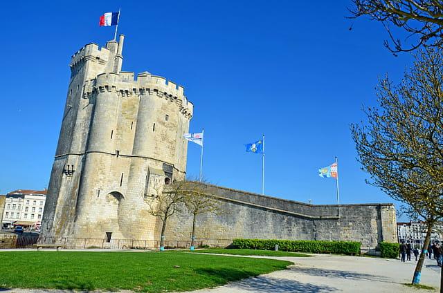 Tour Saint-Nicolas La Rochelle