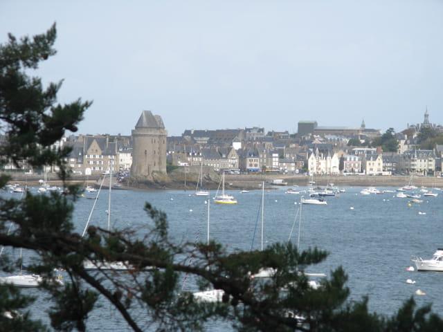Tour Solidor à St Malo