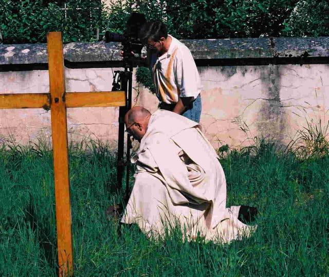 Tournage à la chartreuse 1987 2001