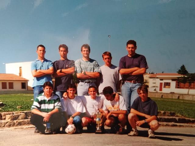 Tournoi de foot 1996