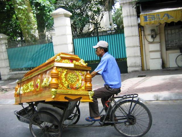 Tout moyen de transport est bon !