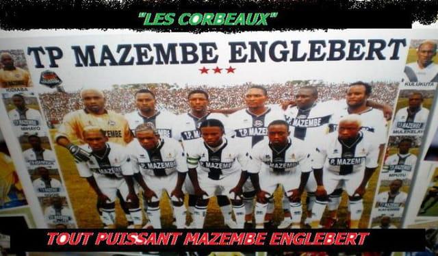 TP MAZEMBE DE LUBUMBASHI
