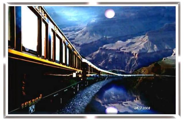 Train de nuit...