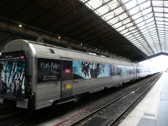 Train Harry Potter