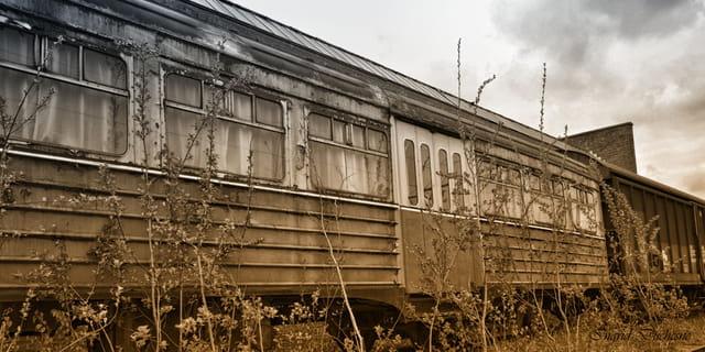 Train oublié