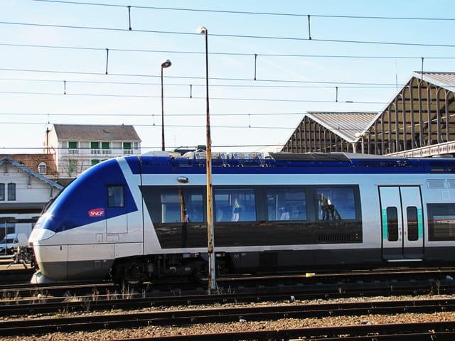 Train SNCF - A.G.V.