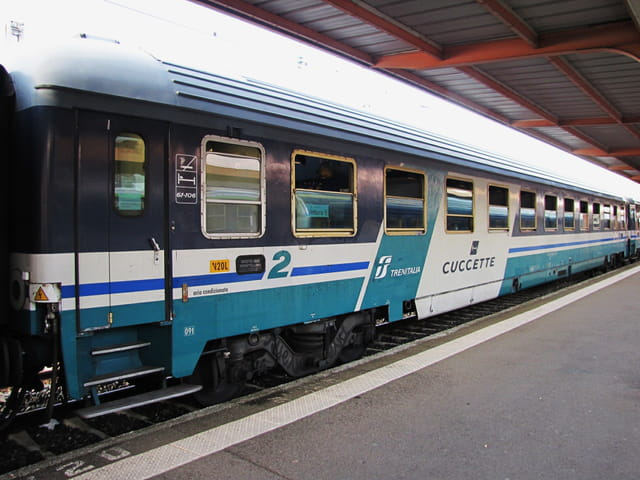 Trains d'Europe - Italie