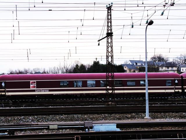 Trains et Wagons - Europe - Lourdes.