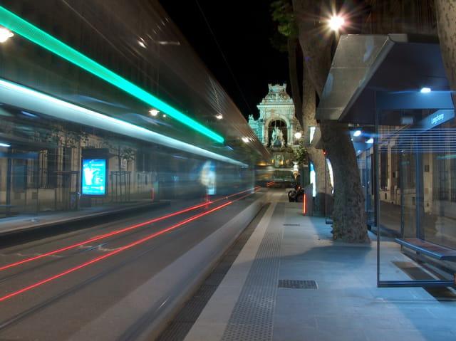 Tramway marseille