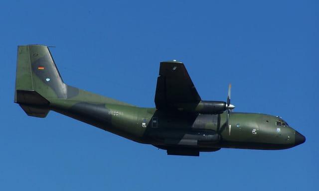 Transall C160 - Luftwaffe