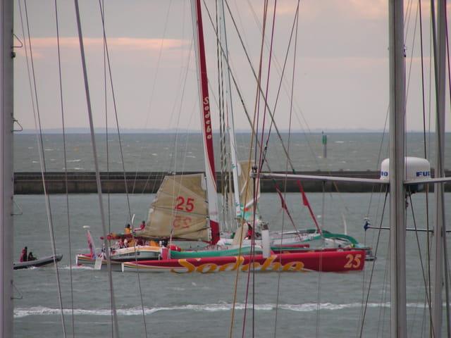 Transat Jacques Vabre 2005