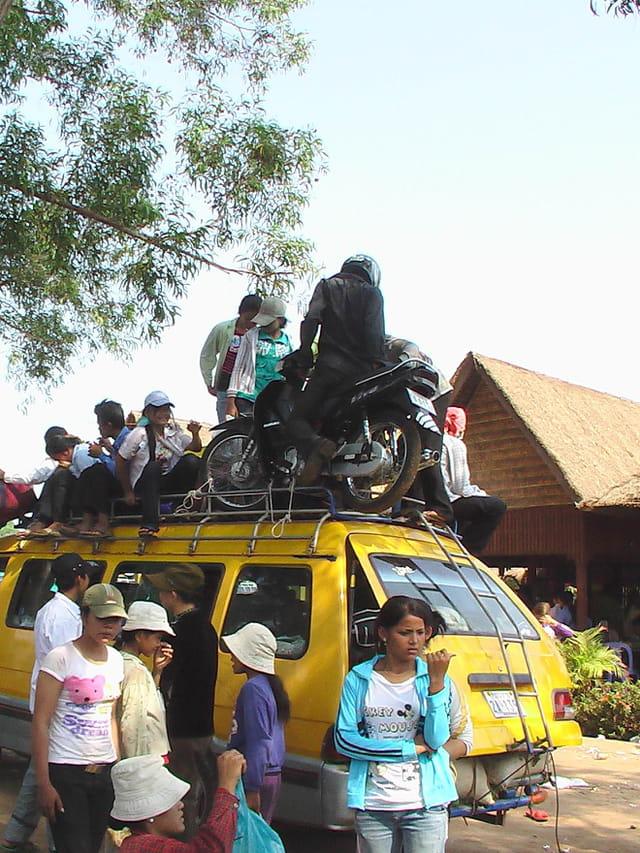Transport au cambodge