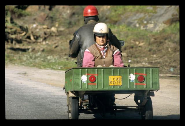 Transport de plein air